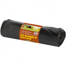 800X550MM RUBBLE SACKS ROLL/10