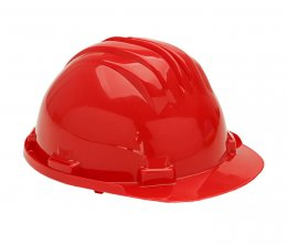 RED HARD HAT ST-50