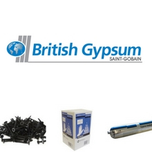 British Gypsum Drywall Products