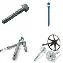 Fixings & Sealants