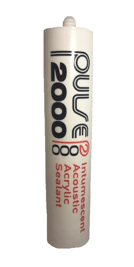 Acoustic & Intumescent Acrylic Sealant