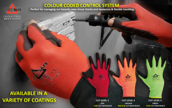 Colour Coded Signal Gloves