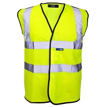 Yellow Hi Vis Vests