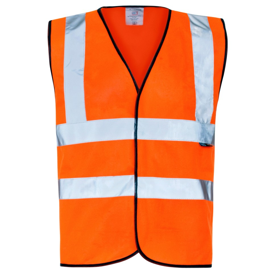 Orange Hi Vis Vests