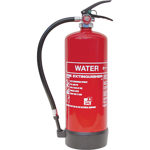 Water & Foam Fire Extinguishers